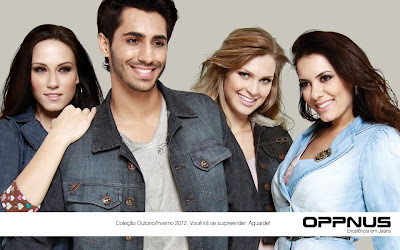 Representante Oppnus Jeans.