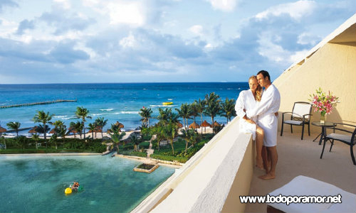 luna de miel en Cancun