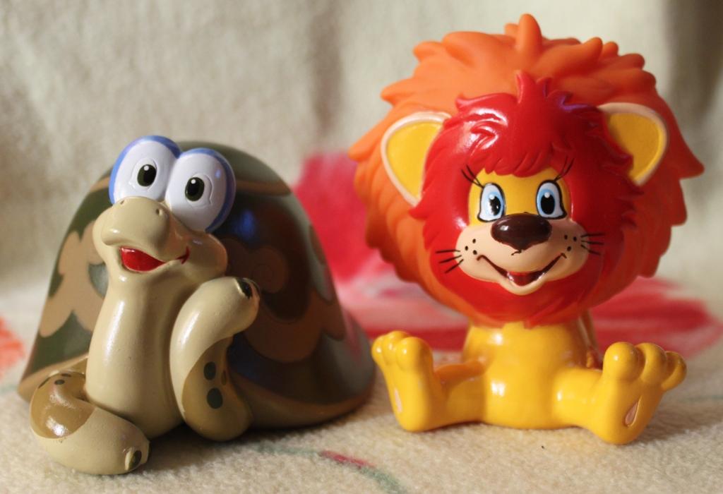 фото львенок и черепаха из мультика