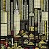 Lubunyaların büyük ekranlı cep telefonları ve tabletleri için duvarkağıtları #3: New York şehir karmaşası