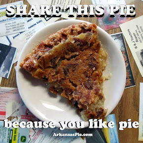 Promote Arkansas Pie on Facebook