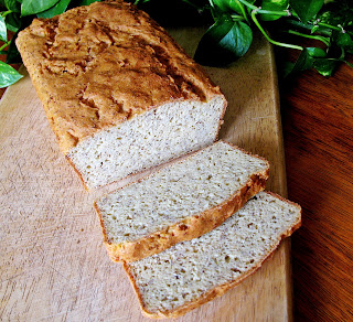 pain déjeuner protéiné sans gluten/gluten free breakfast protein bread