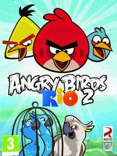 Angry Birds Rio 2.2.0 2014 Fully Full Version
