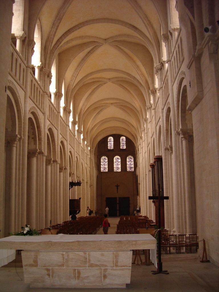Me gusta y te lo cuento arquitectura normanda i la for Arquitectura militar