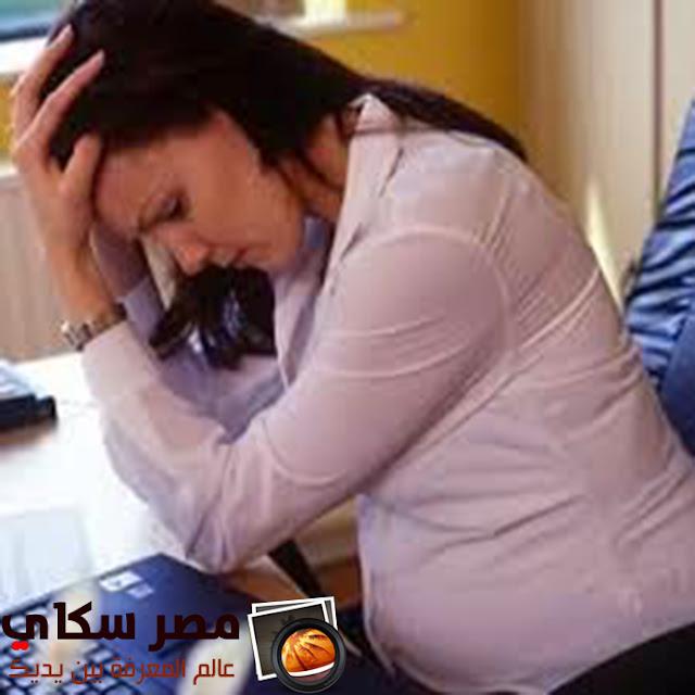 العملية الجنسية والقلق والتوتر أثناء الحمل