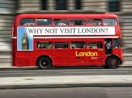 Autocarro Londres