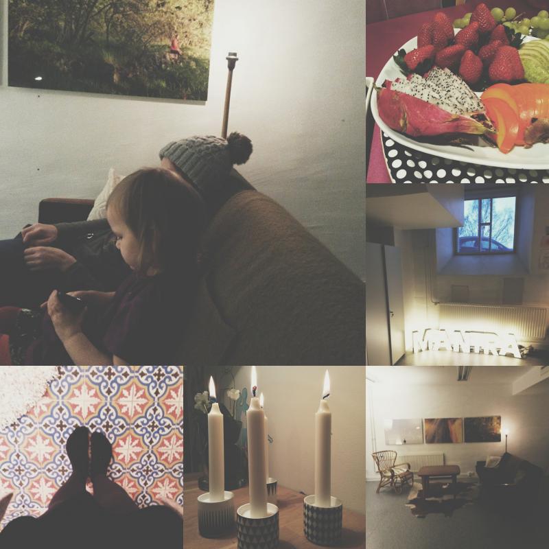 Päivän instagram kuvat