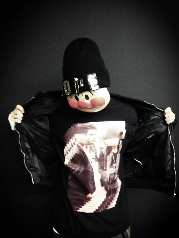 G-Dragon Anpanman