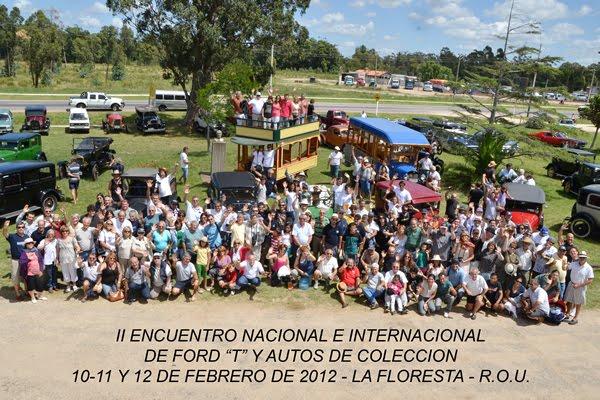 10-11 Y 12 DE FEBRERO DE 2012 - LA FLORESTA (R.O.U.)