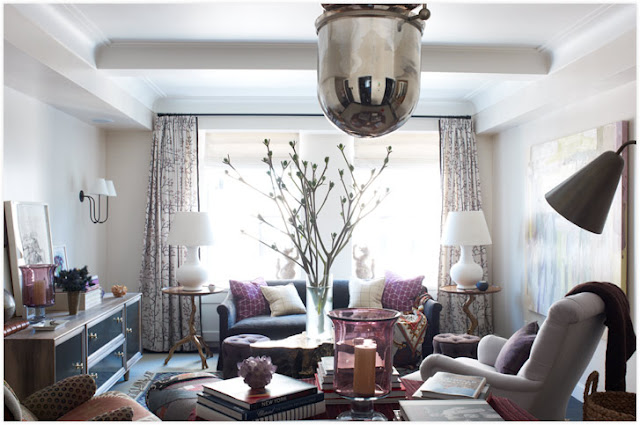 Prairie perch coffee table styling for Interior visions designs