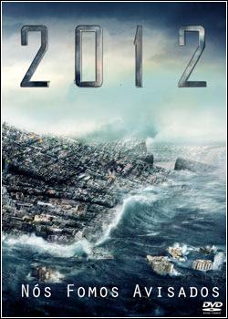 Download - 2012 DVDRip - AVI - Dual Áudio