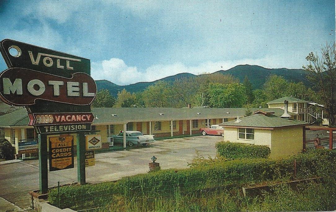 Voll Motel Ukiah Ca