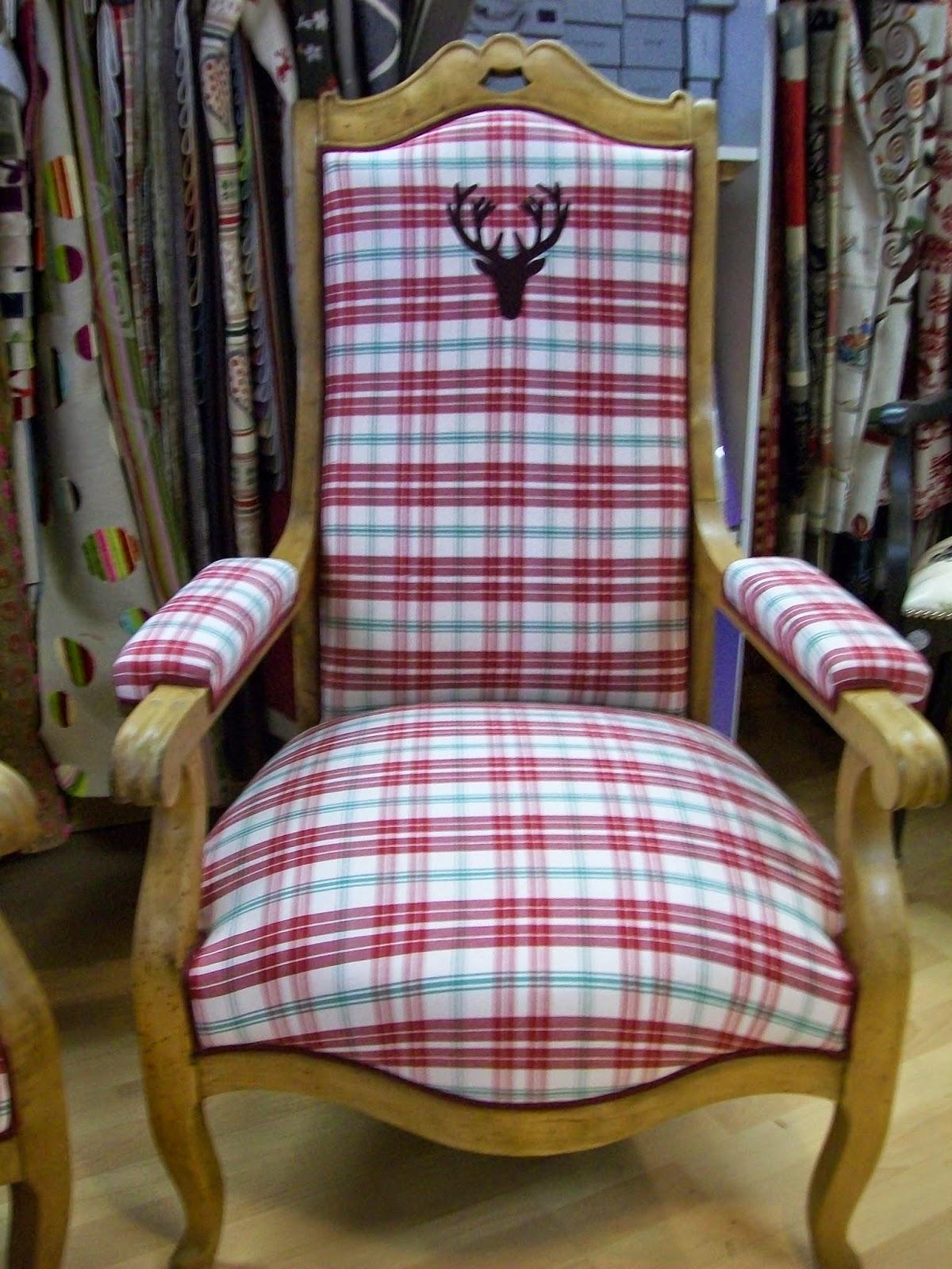 tissu pour recouvrir fauteuil voltaire. Black Bedroom Furniture Sets. Home Design Ideas
