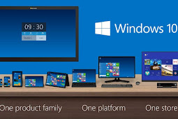 Windows 10 Rilis: Serasa Terjajah Teknologi
