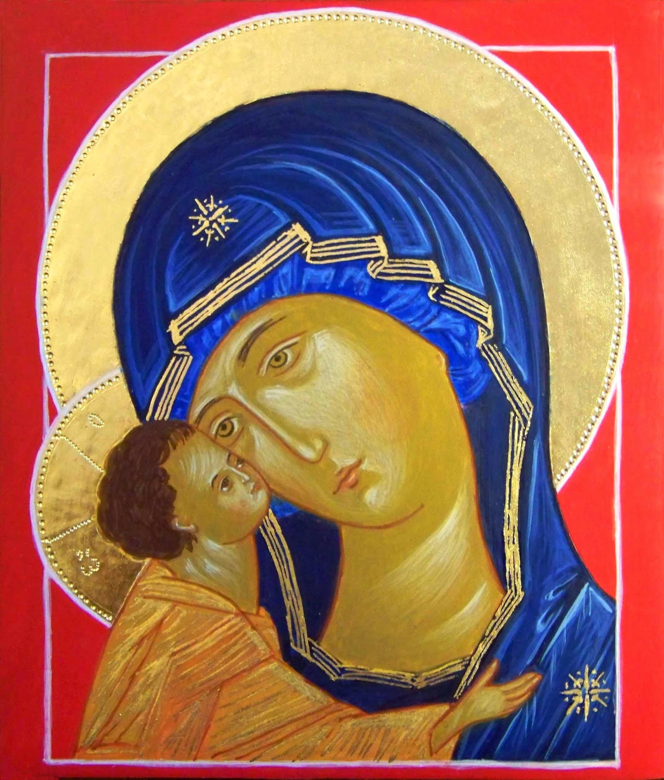 Ikona Matki Boskiej Eleusa