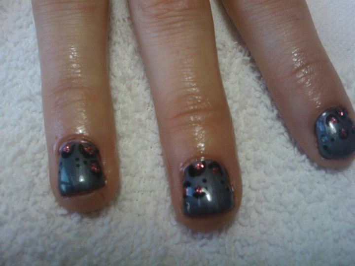 Salon Bela 2402 Wall Avenue Ogden UT 84401: Cute shellac designs