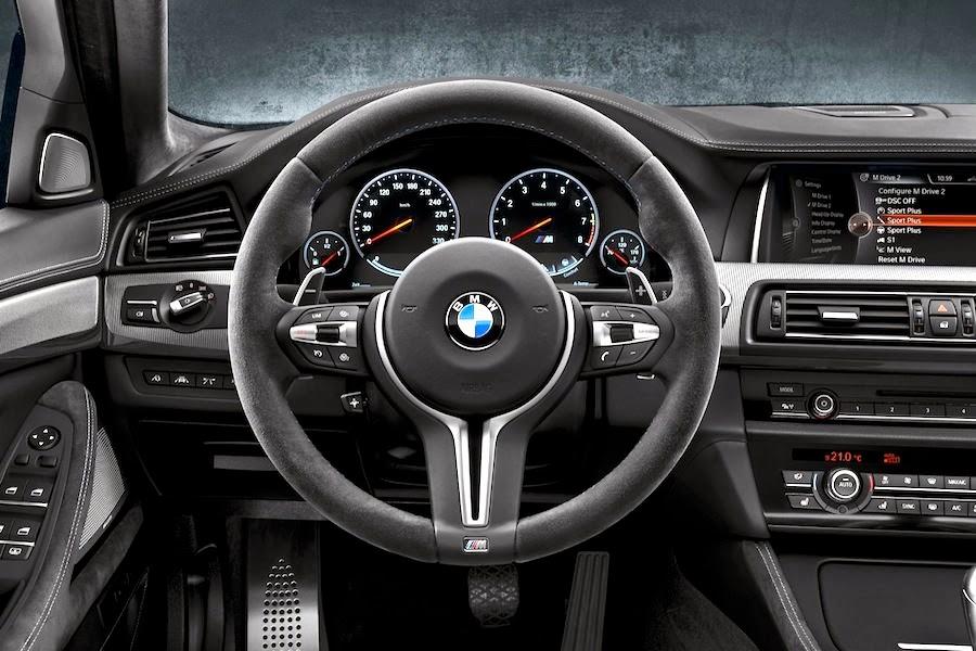 BMW M5の30周年記念車「30 Jahre M5」
