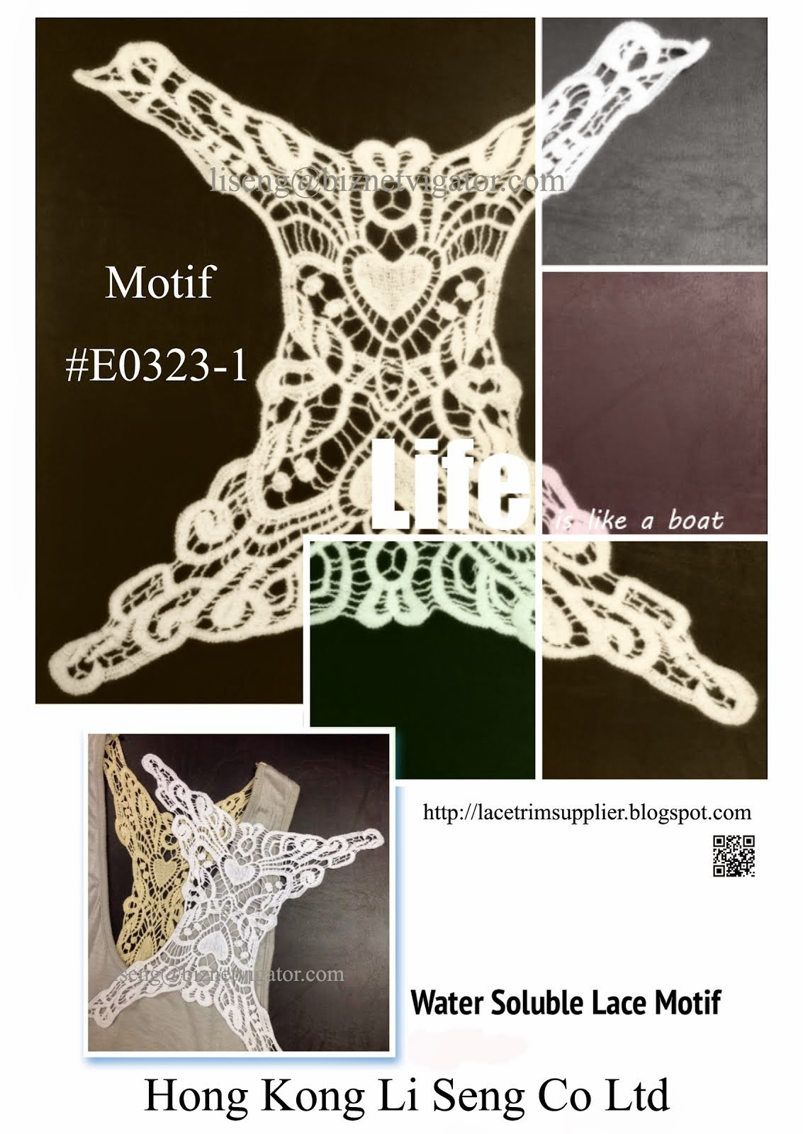 Who looking for Lace Trims Manufacturer