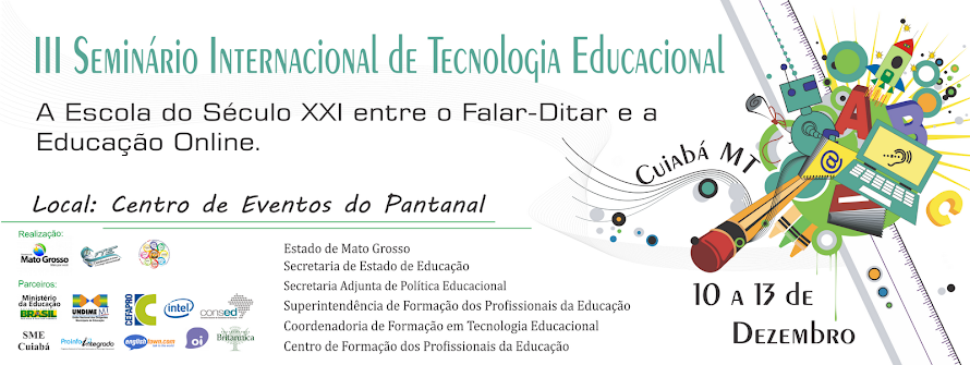 III Seminário Internacional de TecEdu