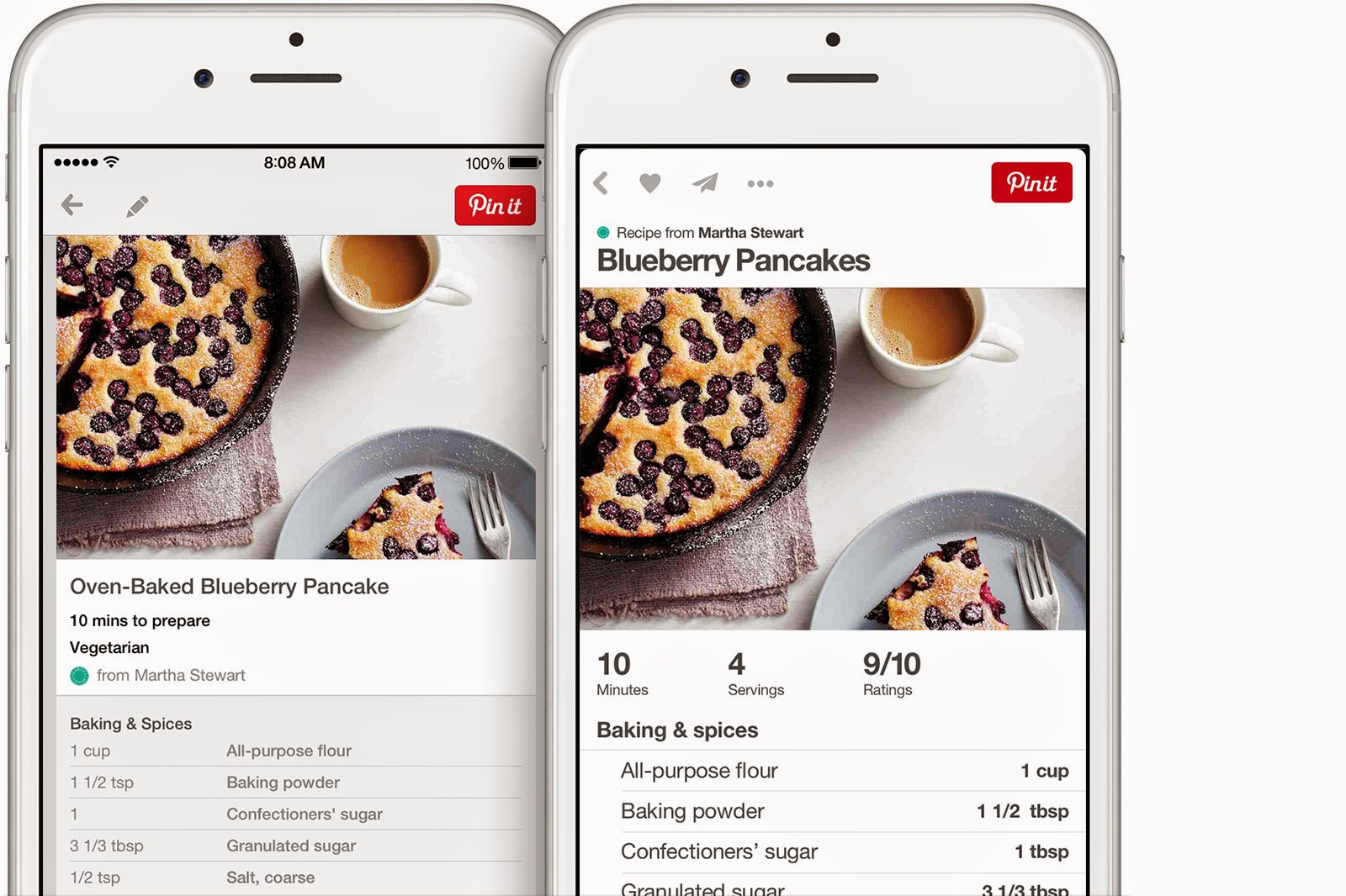 Pinterest Updates iPhone App With New Look Plus Faster