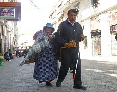 Ceguera en Bolivia