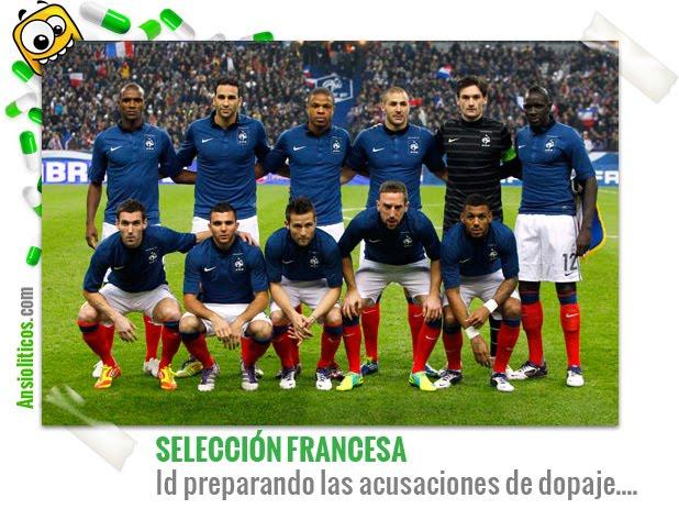 Chiste Eurocopa: Francia teme a España
