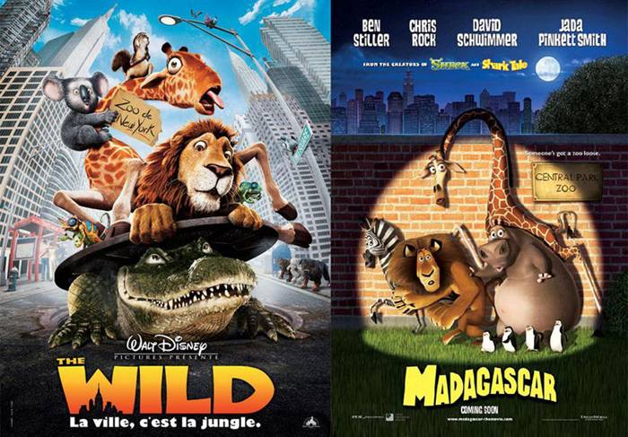 20. The Wild | Madagascar – 2006/2005