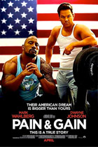 Pain & Gain (2013) pelicula hd online
