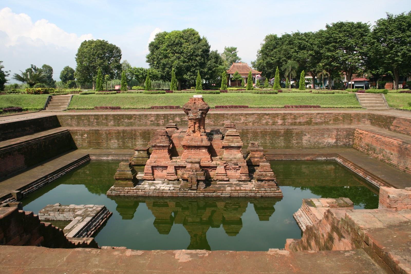 Kebudayaan Kerajaan Majapahit   Sejarah di Nusantara