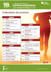 X CIRCUITO PROVINCIAL DE CARRERAS POPULARES
