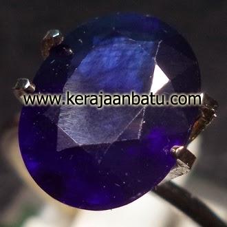 Batu Mulia Blue Sapphire
