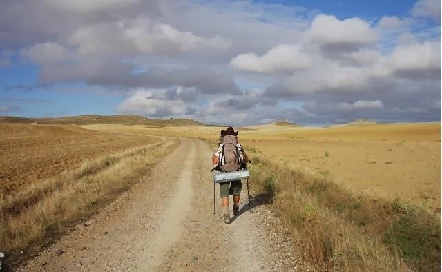 Ancora sulla strada il viaggio non finisce mai il - Cammino di santiago cosa portare ...