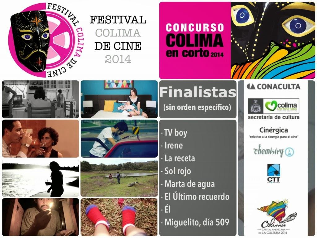 programa festival de cine colima 2014