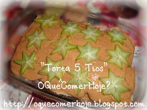 Torta 5 tios
