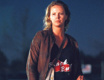 CHARLIZE THERON as Aileen Wournos in MONSTER