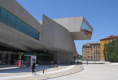 MAXXI Nationales Museum der Künste des XXI. Jahrhunderts