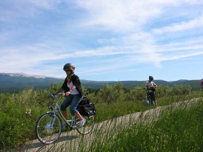 The Provence Post Easy Rider Electric Bikes In Provence