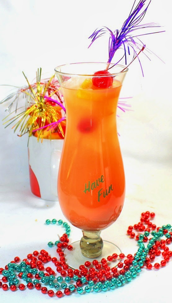 52 ways to cook florida hurricane new orleans mardi for Cocktail florida