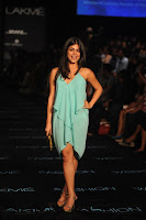 LFW 2013 Fashion Show Celebs Hot Photos