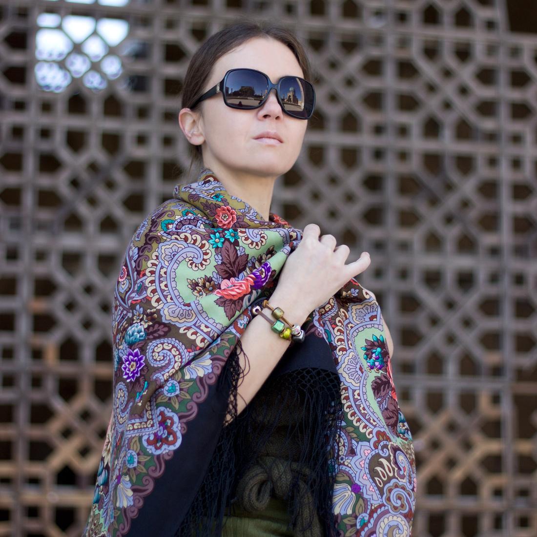 mulberry whisper venetian glass beads for my russian shawl rh mulberrywhisper com  how do you wear wrap bracelets