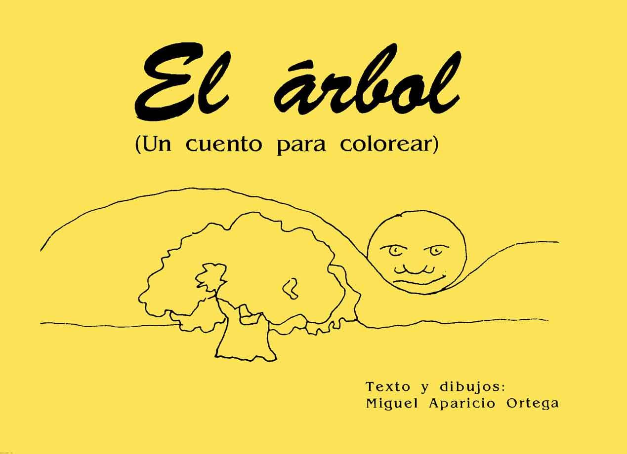Guadamatilla: El árbol (un cuento para colorear) disponible para ...