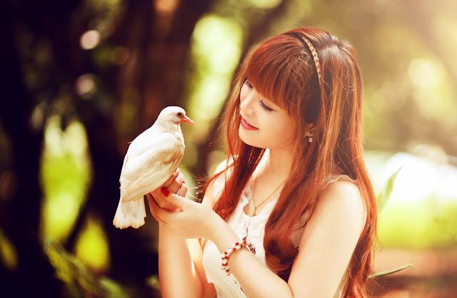 Cintailah Pasanganmu Layaknya Burung