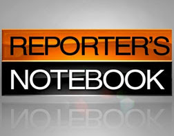 Reporter's Notebook May 21, 2013