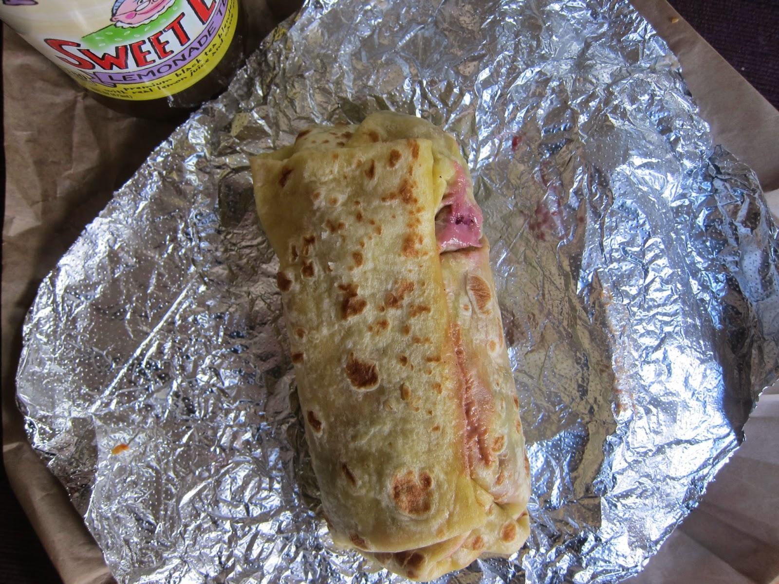 Falafel Gozi from Piperi Mediterranean Grill in Boston | The Economical Eater
