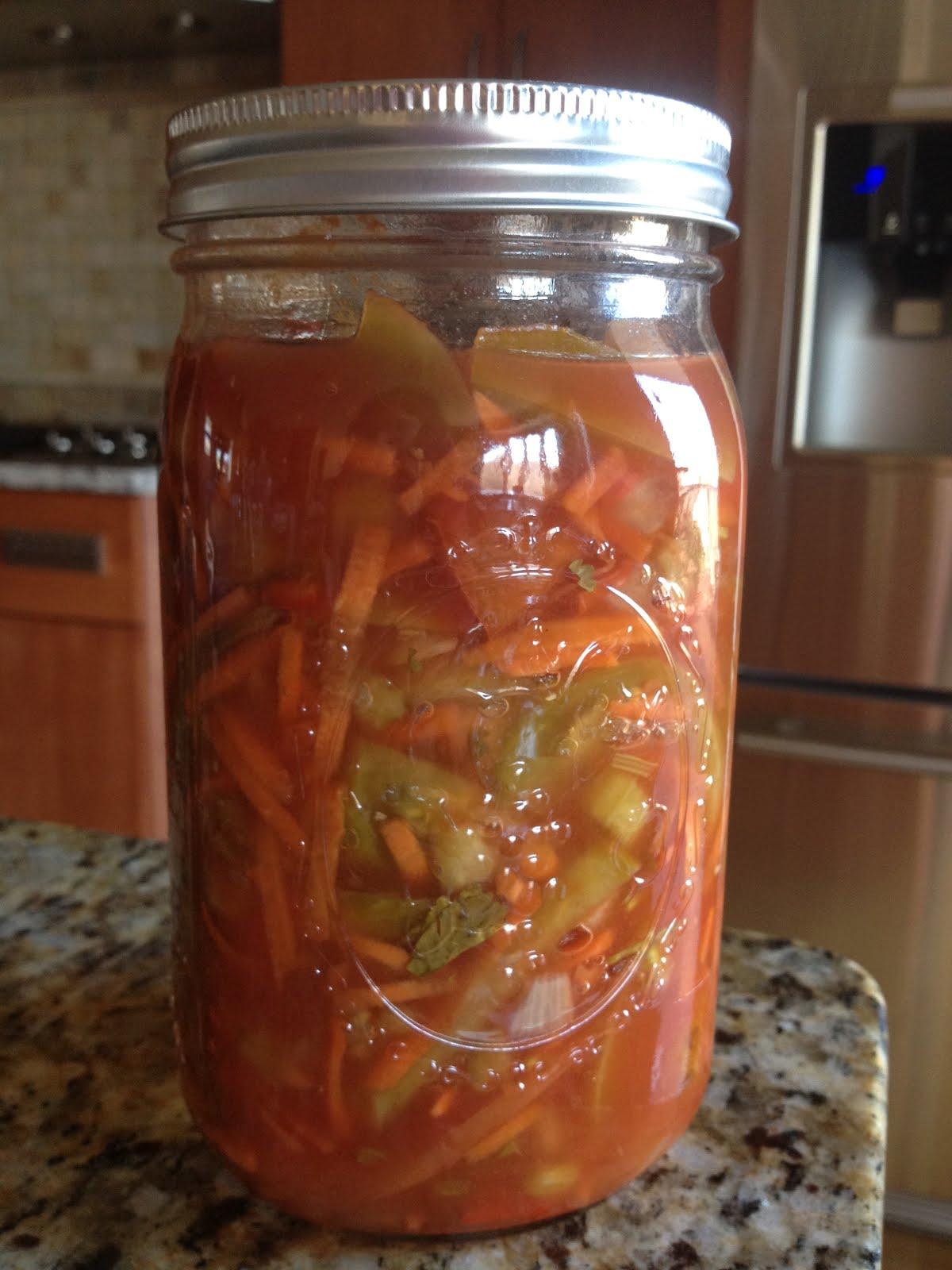Салаты из помидор на зиму пошаговый рецепт