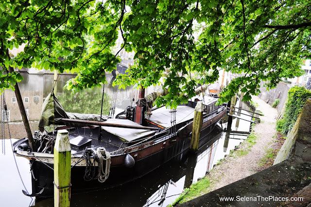 Boat Delfshaven Rotterdam