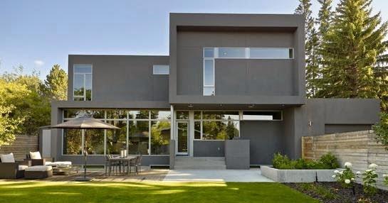 Fachadas de casas fachadas de cercas de casas - Simulador pintura casa ...
