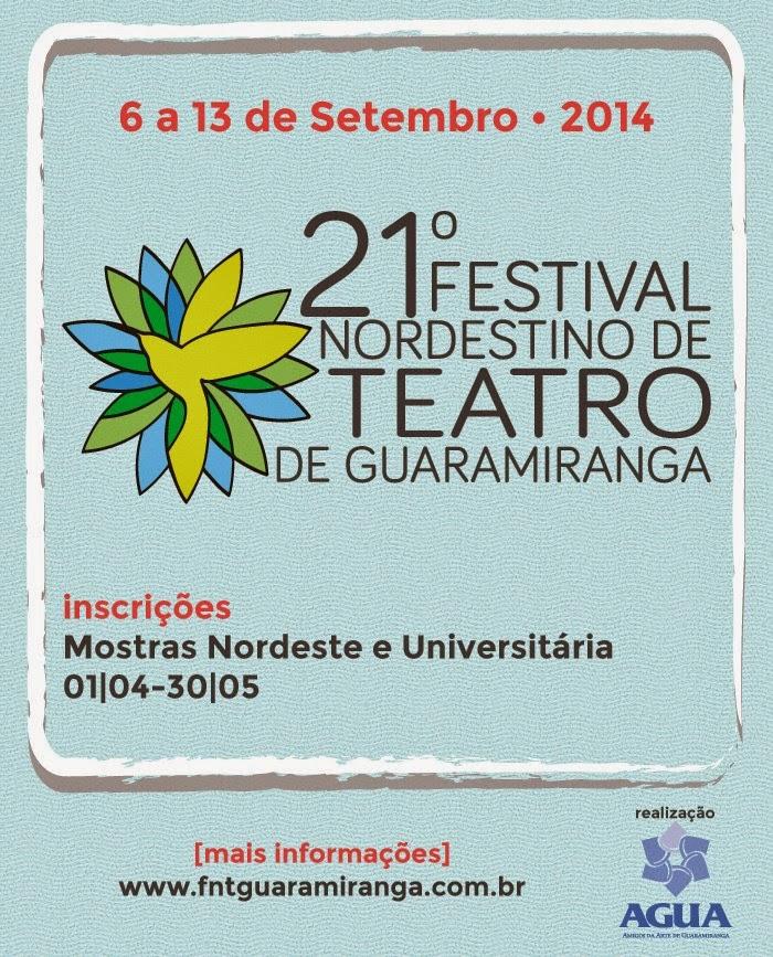21º Festival Nordestino de Teatro
