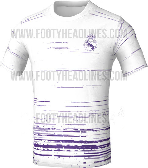 Survetement Real Madrid Tenue de match