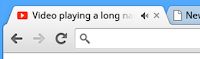 Chrome noisy tabs